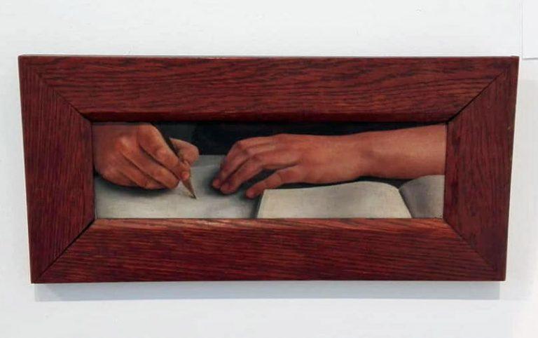 Handen van Edgar Fernhout
