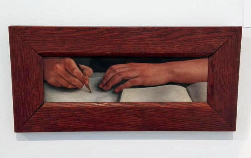 Kunstrai 2019 Edgar Fernhout Handen 1929